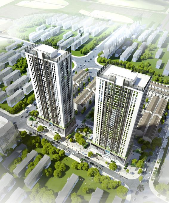 Có nên mua chung cư A10 Nam Trung Yên handico hay không